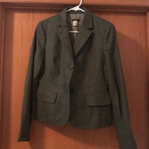 Jcrew Super 110 Suit